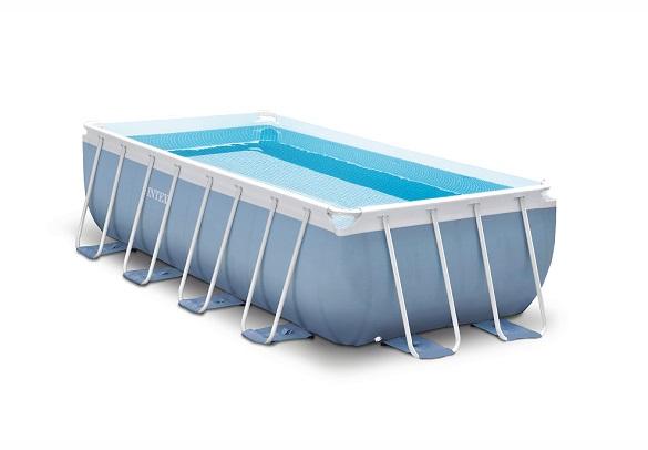 intex 28316 ultra frame pool komplett set leiter pumpe. Black Bedroom Furniture Sets. Home Design Ideas