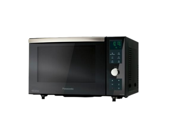 b ware panasonic nn df383b grill kombi inverter mikrowelle. Black Bedroom Furniture Sets. Home Design Ideas
